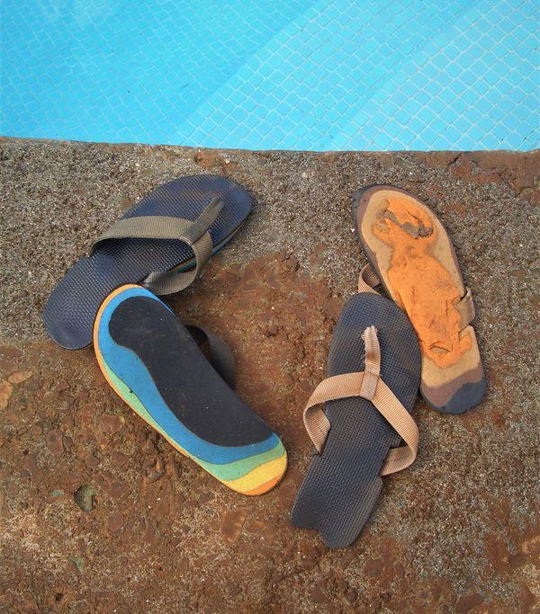 (4) A slipper shot taken in Hawaii 8 years ago!...