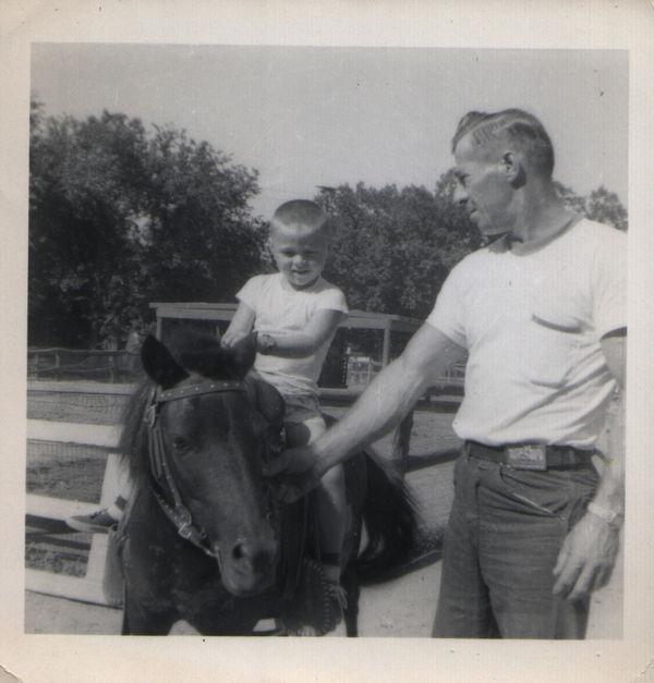Taken around 1953...