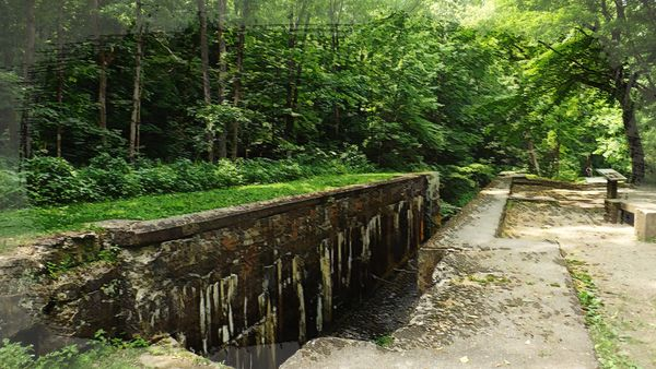 old Ohio canal...
