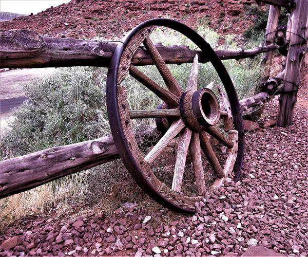 Wagon Wheel...