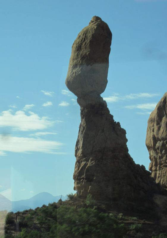 Erosion of the Rock...