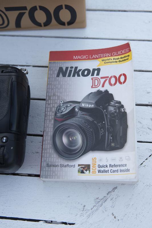 Nikon D700 revised price $600 plus shipping