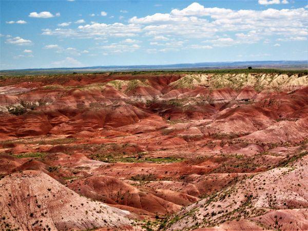 Painted Desert...