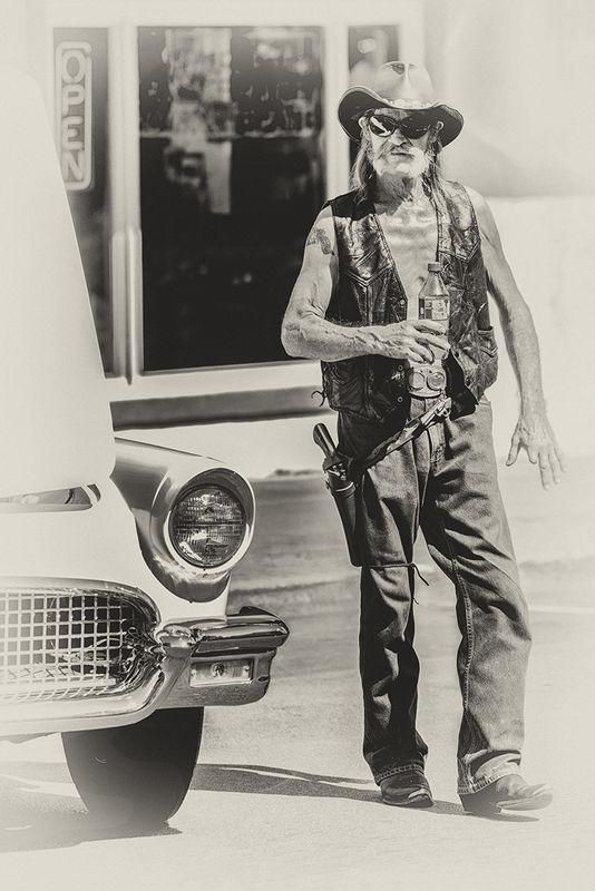 'Kentucky Headhunter'...