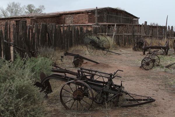 Hubbell Trading post...
