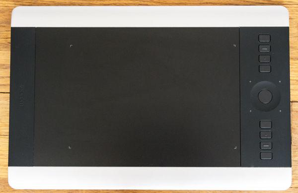 Sold: Wacom Intuos Pro Special Edition Medium Pen Tablet