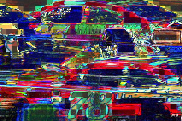 NASCAR/F1...