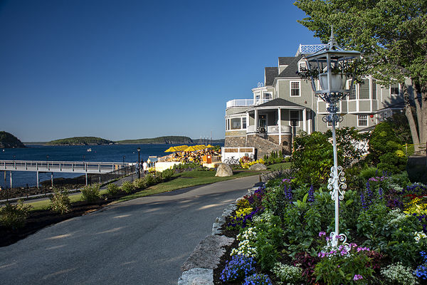 Photo 9- Elegant waterfron hotel, Bar Harbor...