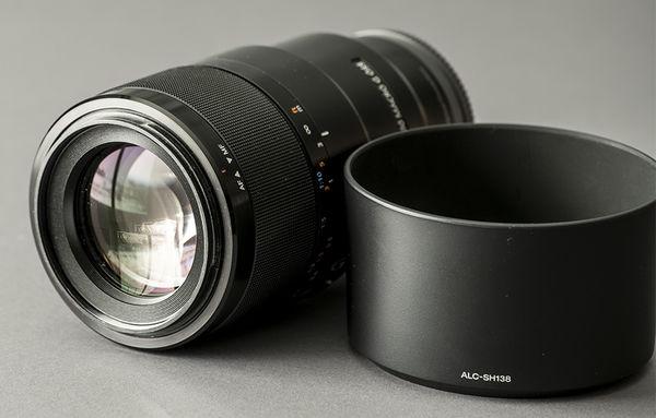 Sony 1.8 90mm G OSS...