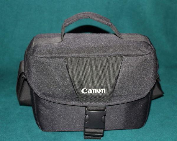 Bag came with starter kit...
