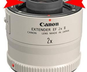 EF 2x extender - top...