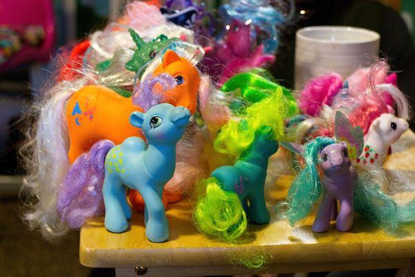 Pony Herd...