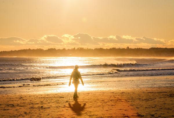 Walking in the Light...