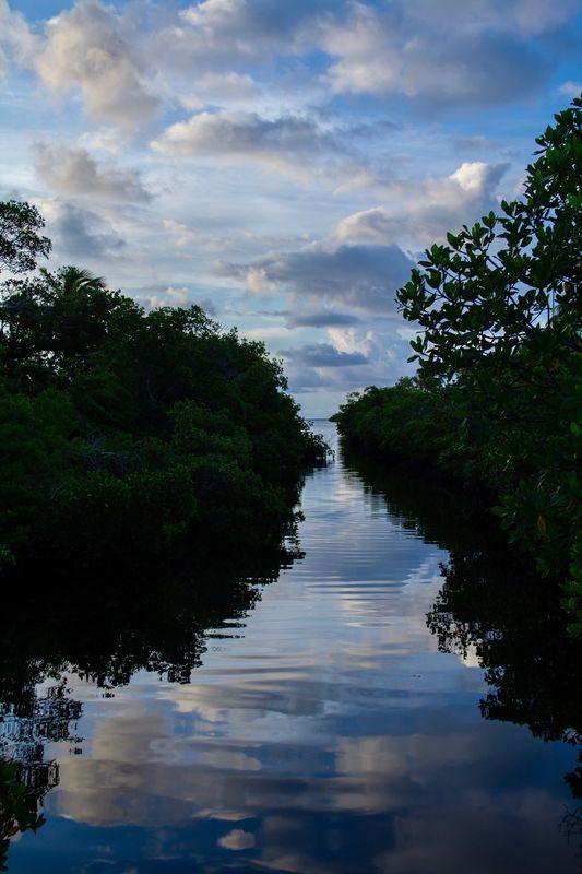 Best blue hour/seascape/reflection...