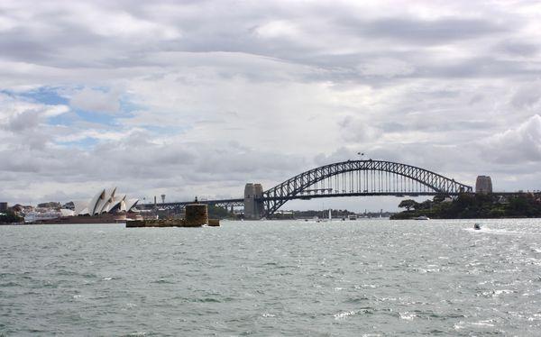 Here's that same bridge over Sidney Harbor...way t...