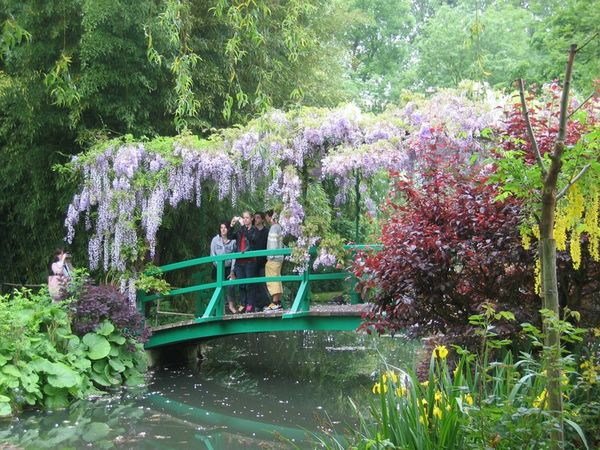 Giverny France...