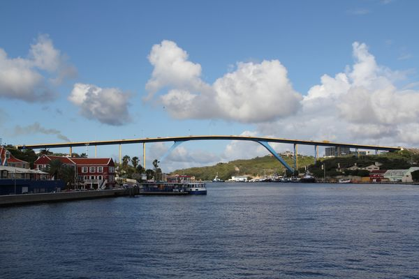 Another bridge in Curacao....