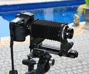 Camera/Bellows/Enlarger Lens...