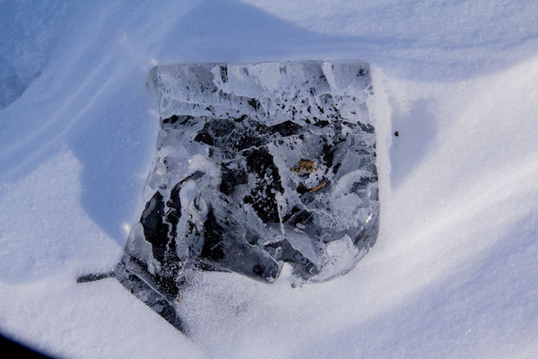 Rolk's Ice Chunk...