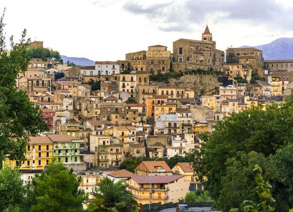 Castiglione, Sicily...