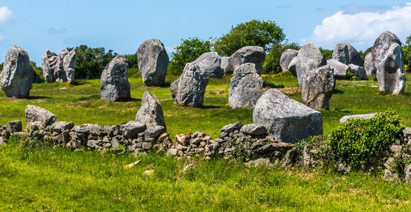 2281 - Carnac: Megalithic Standing Stones...