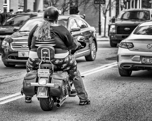 'Traffic Jam'...