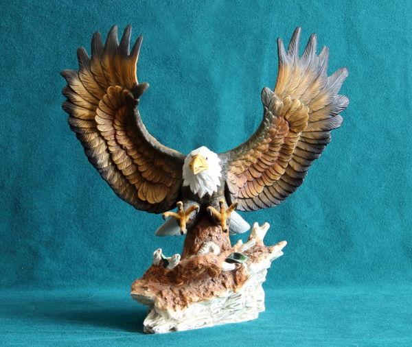 Porcelain Eagle...