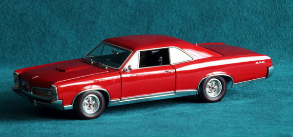 Model GTO...