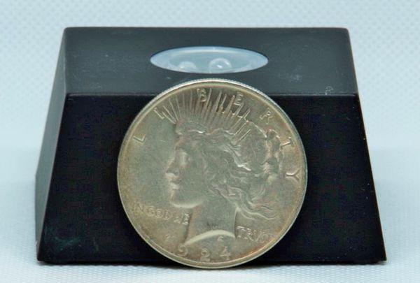 1924 Silver Doller obverse...