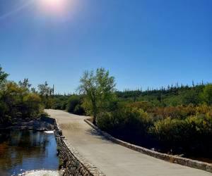Sabino Canyon Recreation Area...
