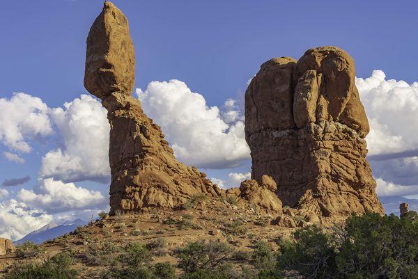 Balanced Rock...