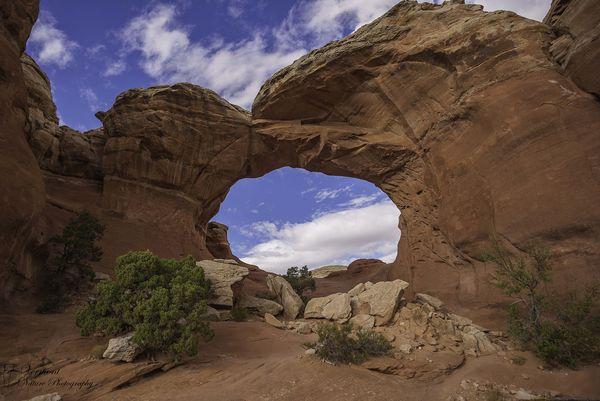 Broken Arch...