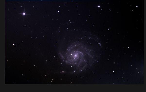 Pinwheel Galaxy ngc5457...