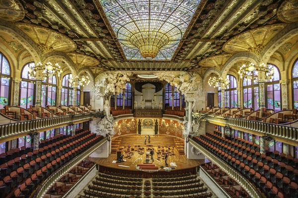Barcelona Music Hall...