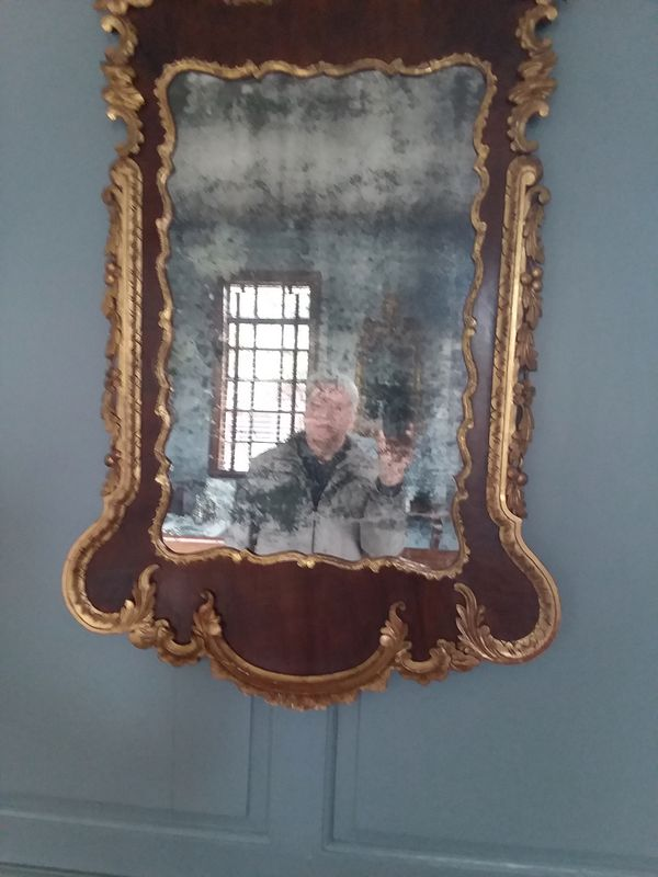 """""""Mirror, mirror on the wall....""""..."""
