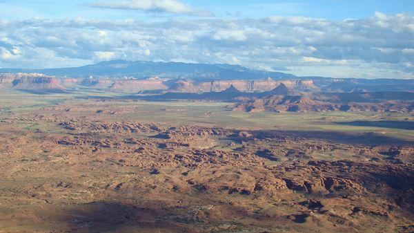 Southeastern Utah near Canyonlands...