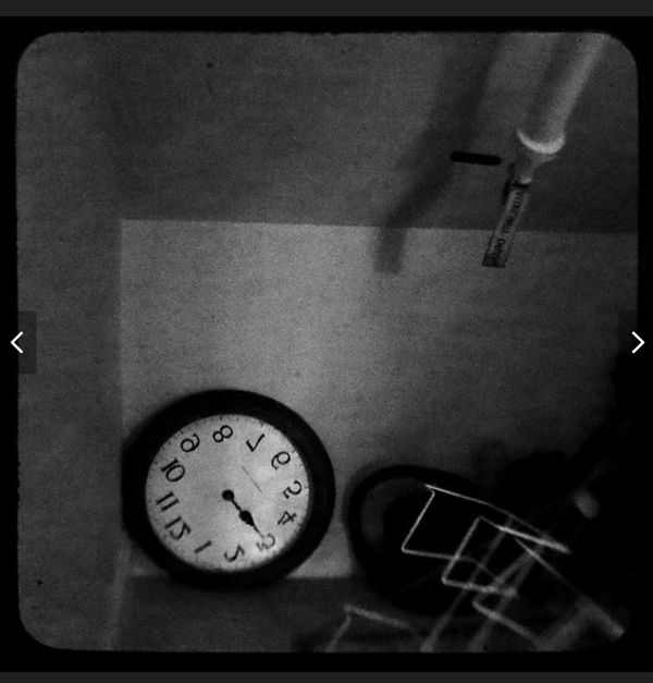 Forgotten Time...