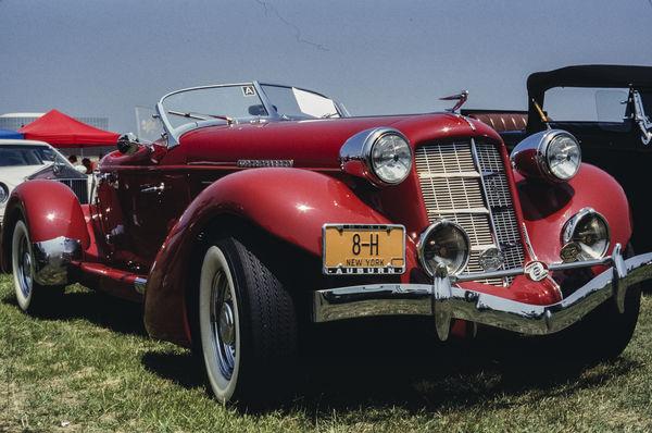 1935 Auburn...