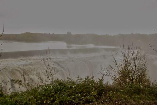 Shot a few days ago. We had heavy rains and the ri...