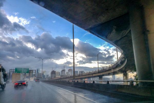 Rain and Sun in Seattle...