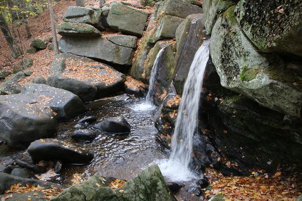 Trapp Falls, Ma....