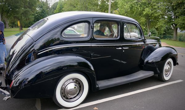 1939 Ford-belonged to my brother in law-original p...