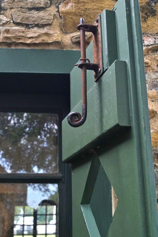 No sense locking the shutter....