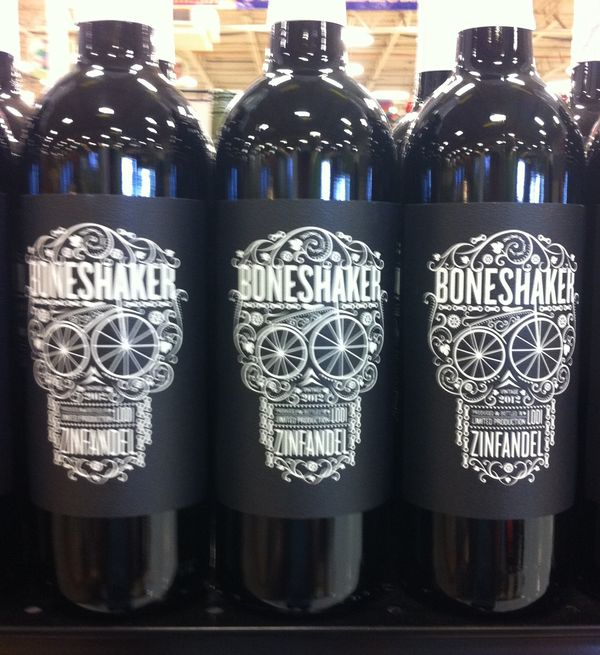Even got a vintner sporting a special Zin label fo...