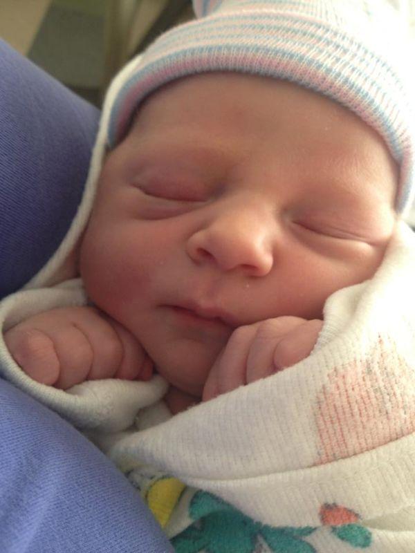 New Baby...