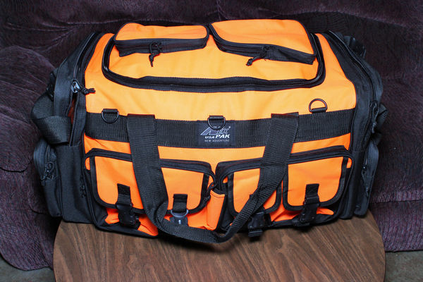 Utility bag to hold much plus tripods if needed....