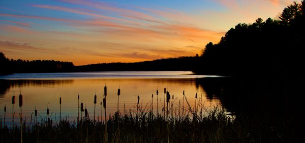 Here's one I took last week-sun set at Water co. p...