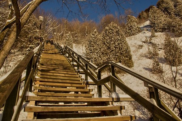 400+ steps here, not reccomended for folks with ba...