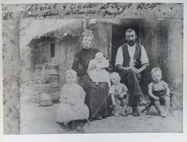 #2 Mums side of the famiy - 1904...