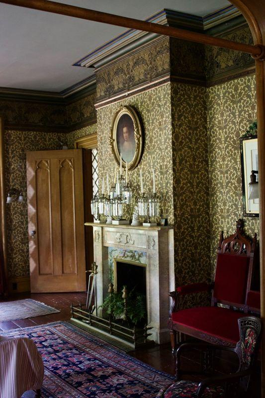 Lovely interior...